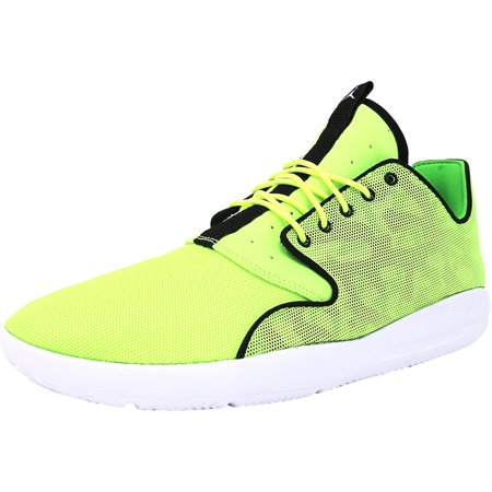 Nike Men's Jordan Eclipse Ghost Green / Black-Green Pulse-White Ankle-High  Mesh Basketball Shoe - 10M - Walmart.com