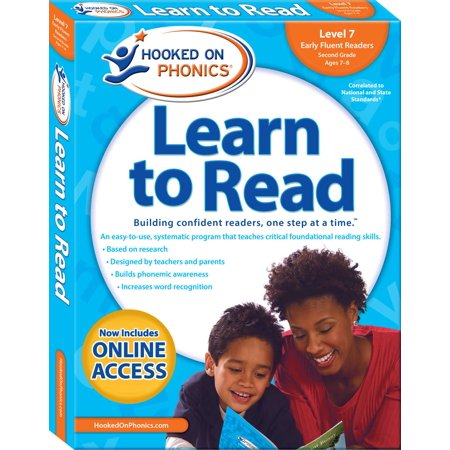Hooked on Phonics Learn to Read - Level 7 : Early Fluent Readers (Second Grade | Ages