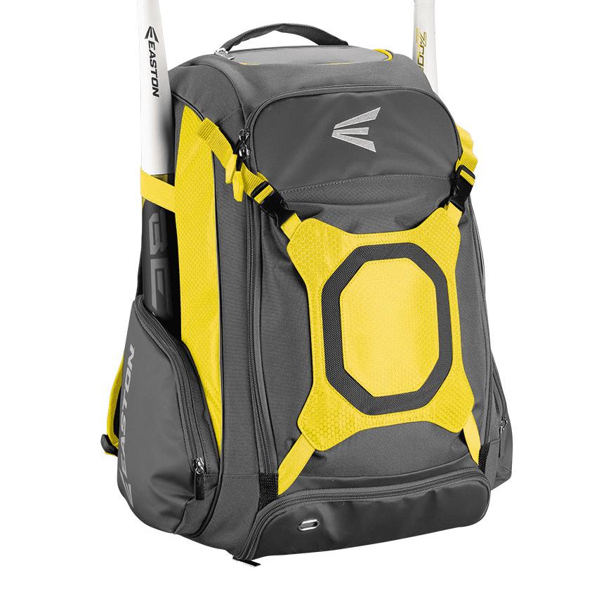 Easton Walk-Off IV Bat Pack A159027 Grey//Yellow