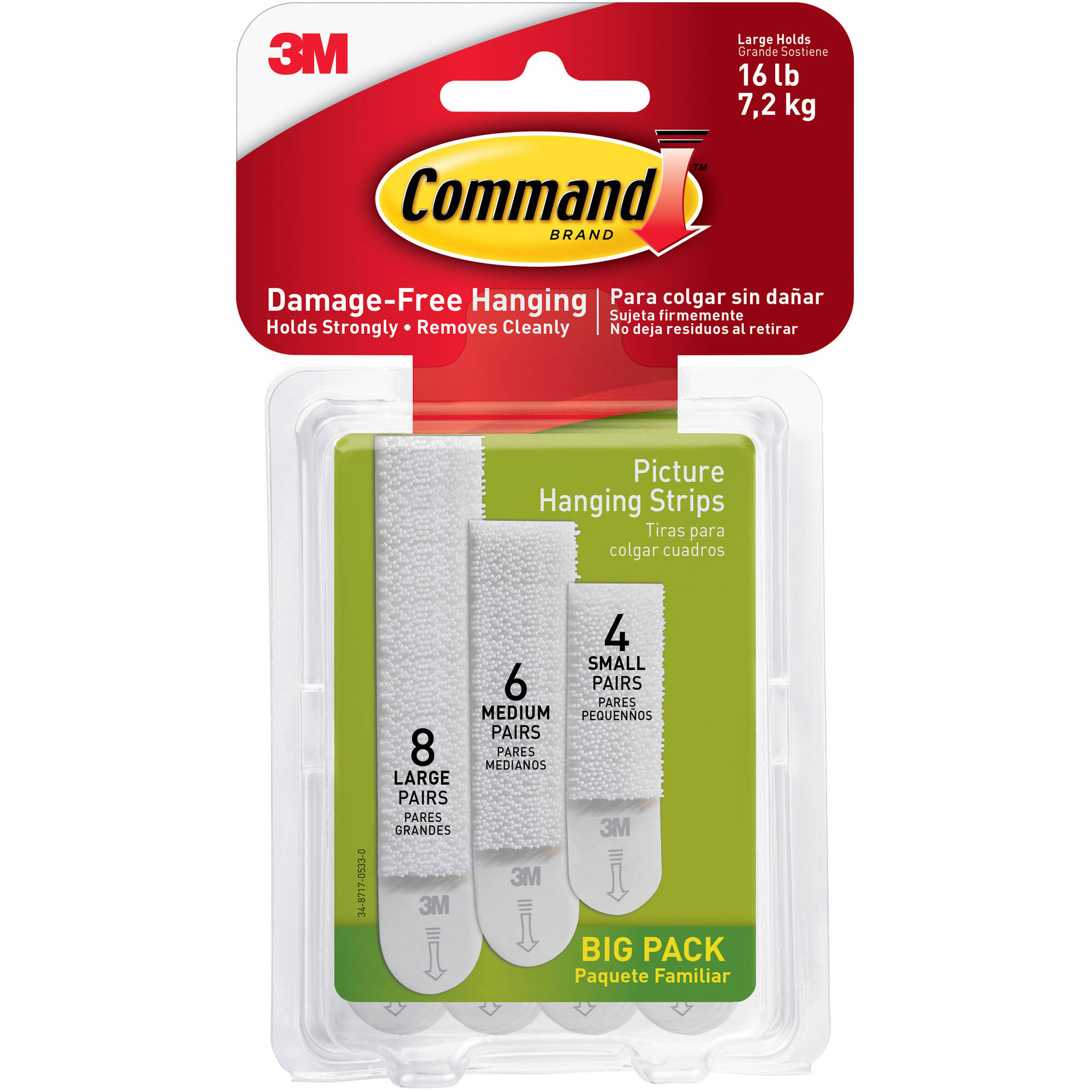 Consider, walmart 3m command adhesive strips authoritative