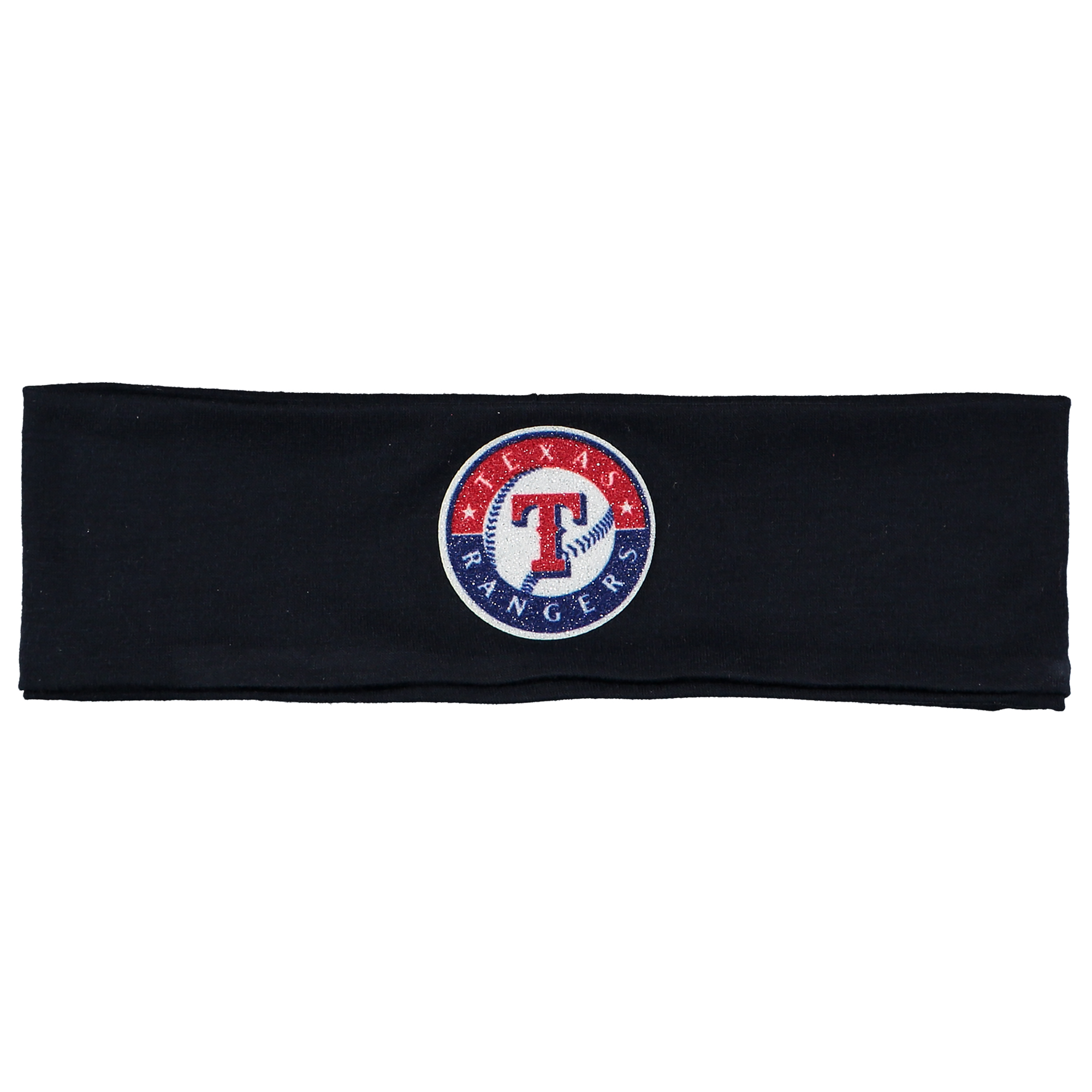 Texas Rangers Women's Stretch Headband - No Size