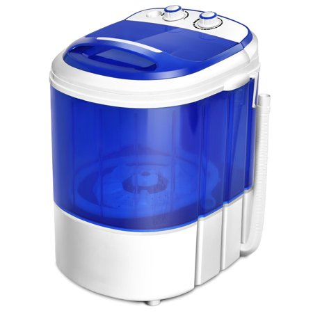 Costway Small Mini Portable Compact Washer Washing Machine 7lbs Capacity (Genuine Electrolux Washing Machine)