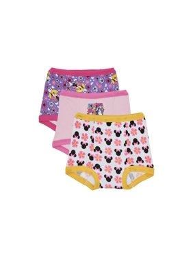 Minnie Mouse Training Pants, 3 Pack (Toddler Girls)