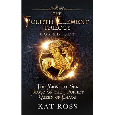 The Fourth Element Trilogy Boxed Set - eBook (Elements Boxed)