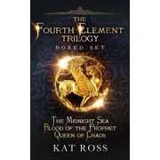 The Fourth Element Trilogy Boxed Set - eBook