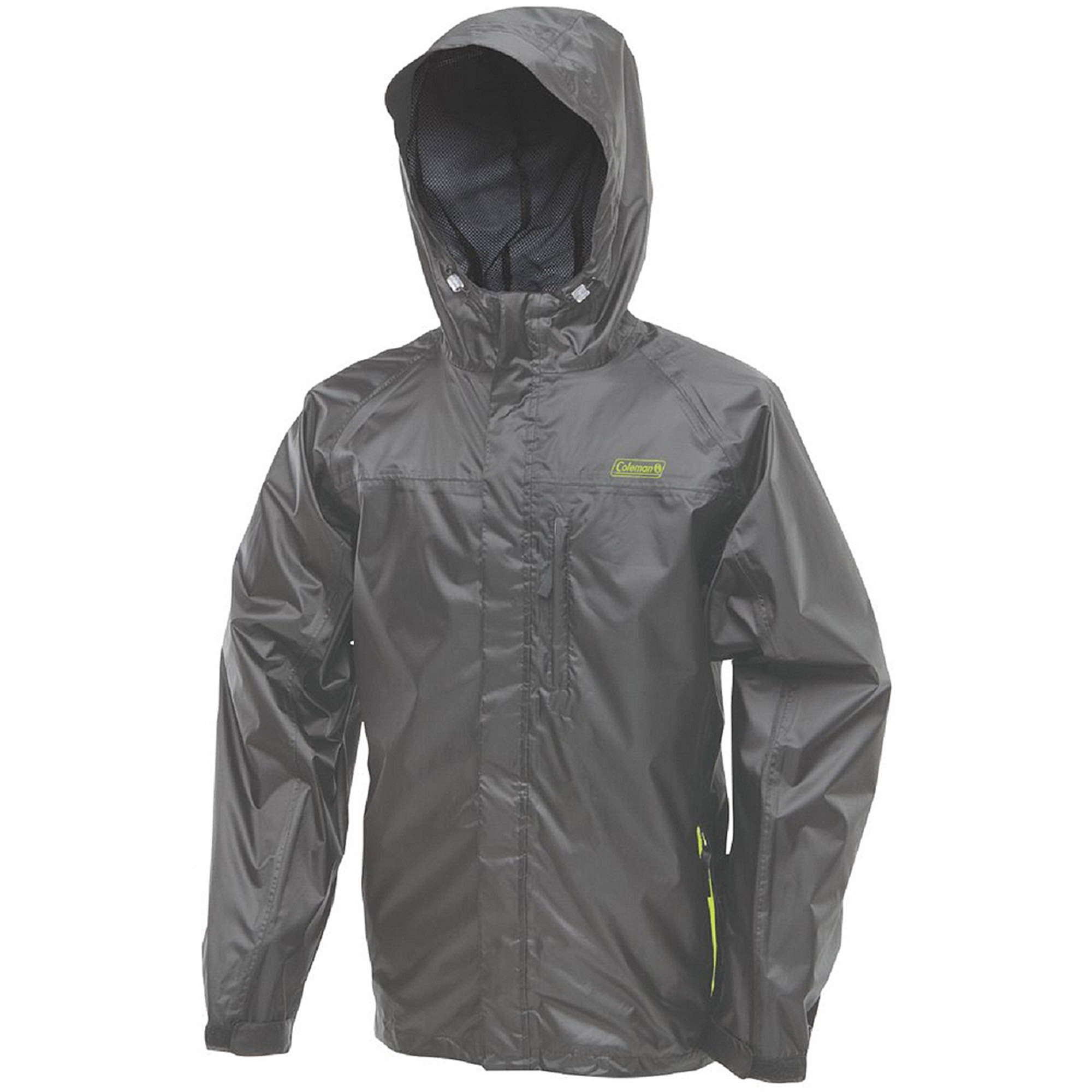 Coleman Rainwear Danum Jacket Grey/Green