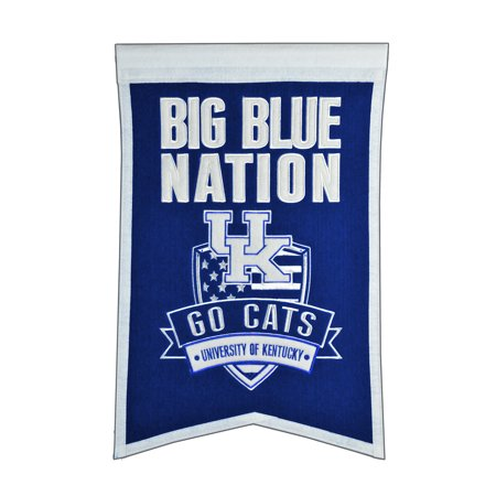 NCAA Nations Banner, University of Kentucky Wildcats
