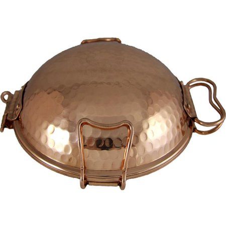 Made in Portugal Traditional Copper Cataplana Food Steamer -