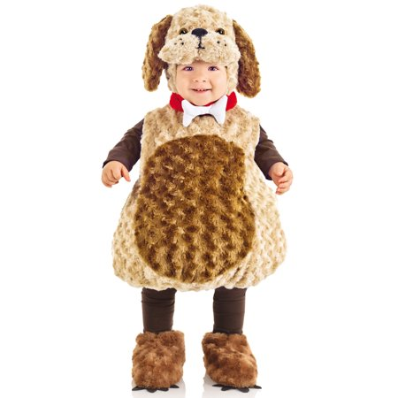 Diy Halloween Animal Costumes (Puppy Unisex Childs Furry Animal One Piece Halloween)