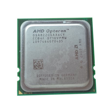Refurbished AMD Opteron 8220 2.80GHz Socket F  Server CPU OSA8220GAA6CY
