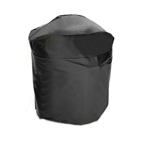 Evo Vinyl Grill Cover for Evo Professional Circular Flattop Gas Grill with Wheeled