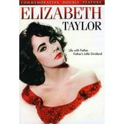 Elizabeth Taylor: Commemorative Double Feature ( (DVD)) by ECHO BRIDGE ENTERTAINMENT