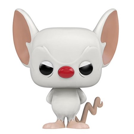 Funko Pinky & The Brain Pop Animation Figure for $<!---->