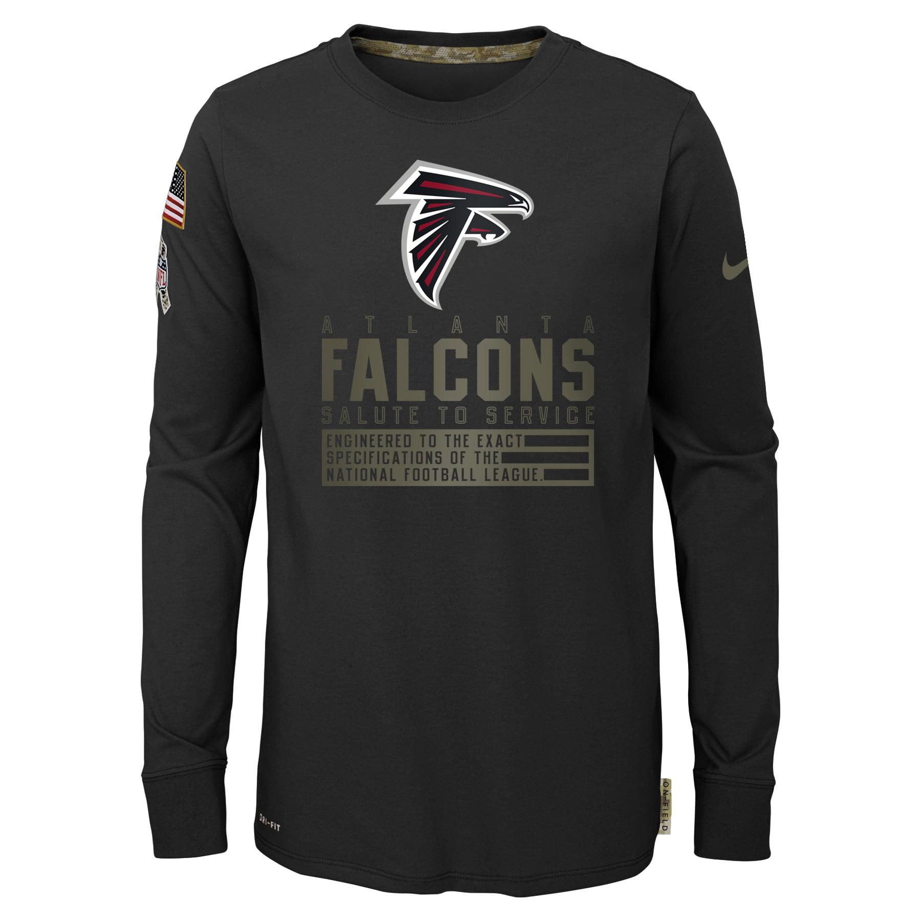 salute to service atlanta falcons jersey