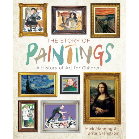 The Story of Paintings: A History of Art for Children (Hardcover)](Cat Painting For Halloween)