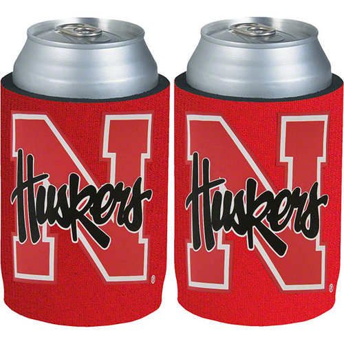 Kolder NCAA Nebraska Cornhuskers Can Holder