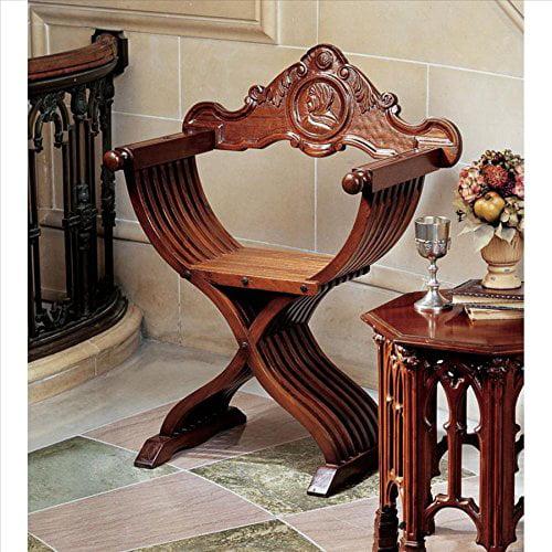 Park Avenue Collection Savonarola Chair