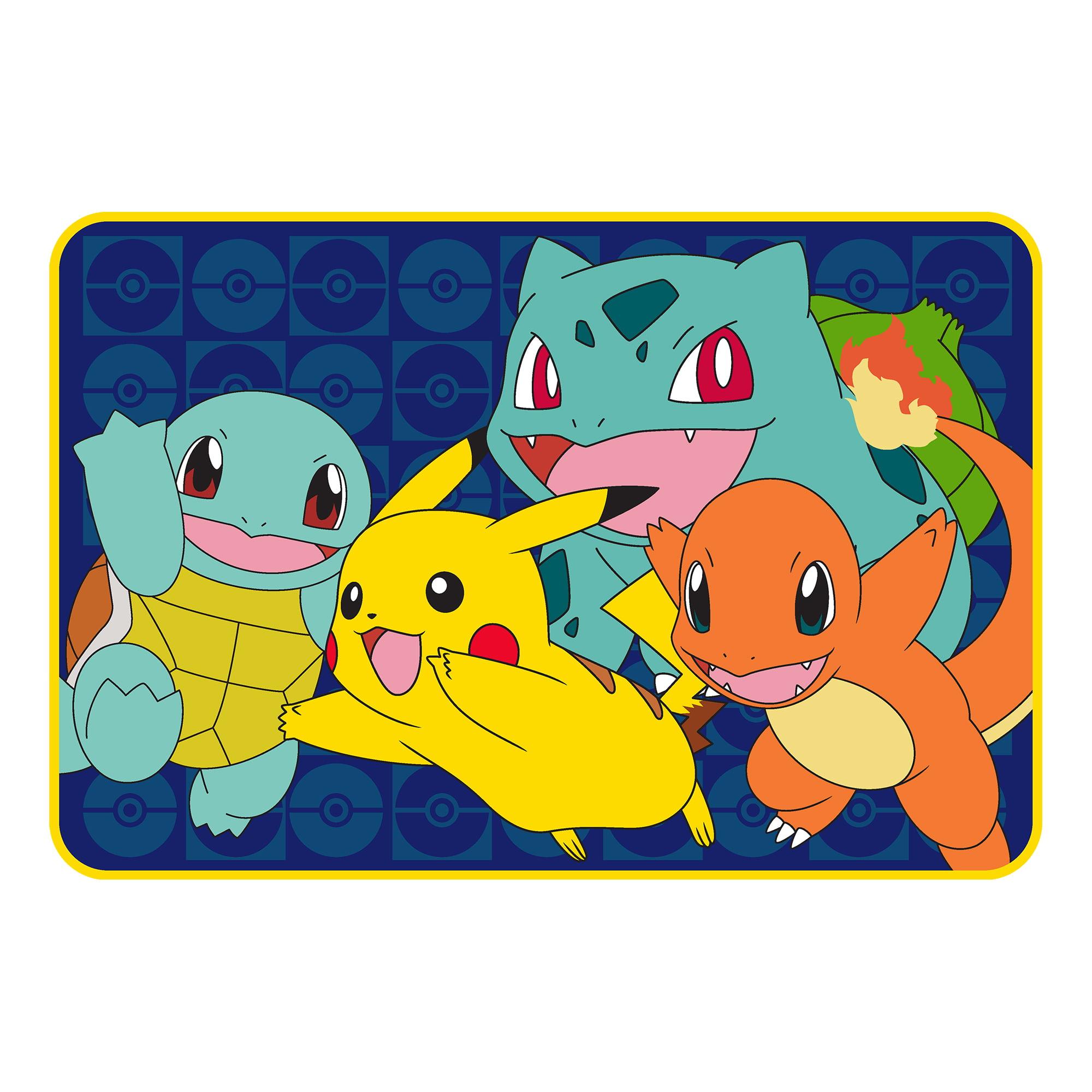 Pokemon u0022I Choose Youu0022 Foam Bath Rug, 1 Each