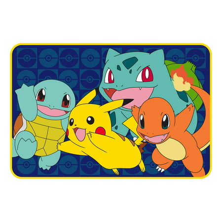 "Pokemon ""I Choose You"" Foam Bath Rug, 1 Each"