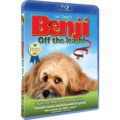 Benji: Off The Leash! (Blu-ray)