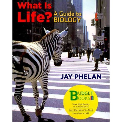 What Is Life?, a Guide to Biology + Prep U 6 Month Access + Questions Life Reader + Ebook Access Card