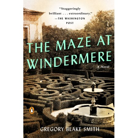 The Maze at Windermere : A Novel](Windermere Halloween)