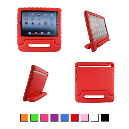 TCD for Apple iPad Air & New 9.7 Series Lightweight Foam SHOCKPROOF Kickstand