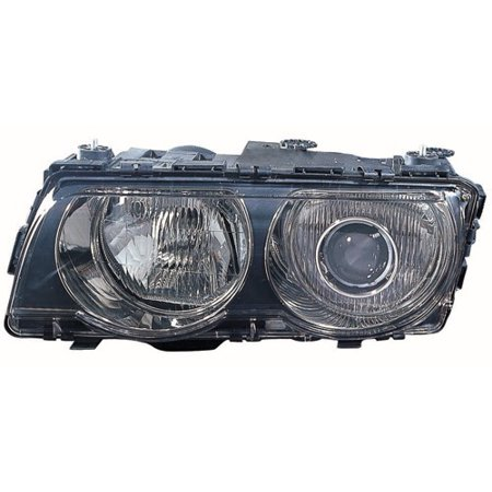 Go-Parts » 1999 - 2001 BMW 740iL Front Headlight Headlamp Assembly Front Housing / Lens / Cover - Left (Driver) Side 63 12 8 386 957 BM2502132 Replacement For BMW 740iL
