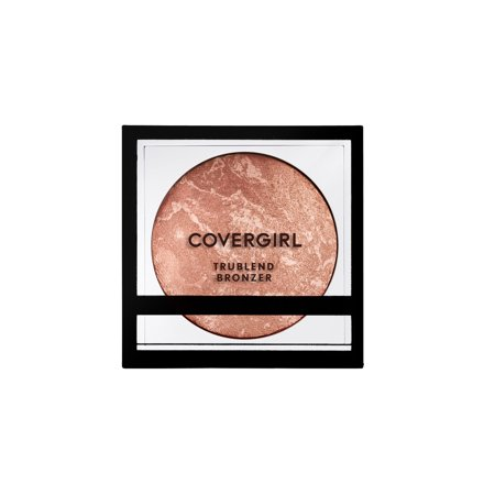 COVERGIRL TruBlend Bronzer, Golden - Triple Action Bronzer