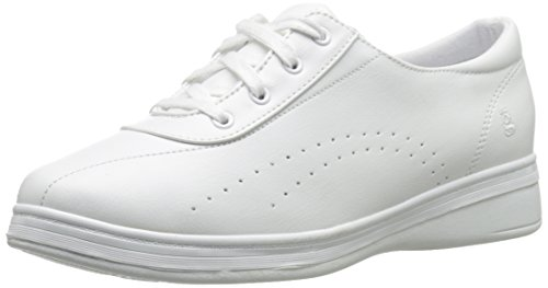 Grasshoppers Women's Avery Fashion Sneaker, White, 9.5 E US by Grasshoppers