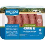 Honeysuckle White Fresh Sweet Italian Turkey Sausage, 1.25 lb