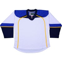 TronX DJ300 St. Louis Blues Dry Fit Hockey Jersey (White)