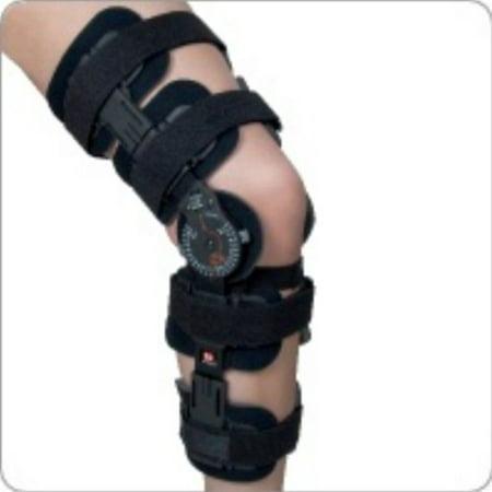 - Bledsoe Revolution 3 Post Op Hinged Knee Brace