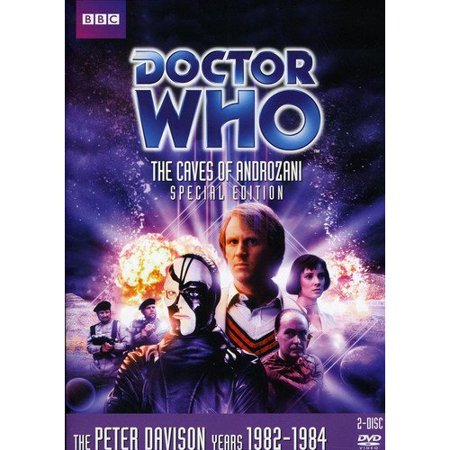 DR WHO-CAVES OF ANDROZANI-SPECIAL EDITION (DVD/2 DISC)