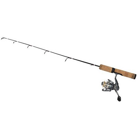 Frabill bro series 27 quick tip ice fishing rod for Walmart ice fishing
