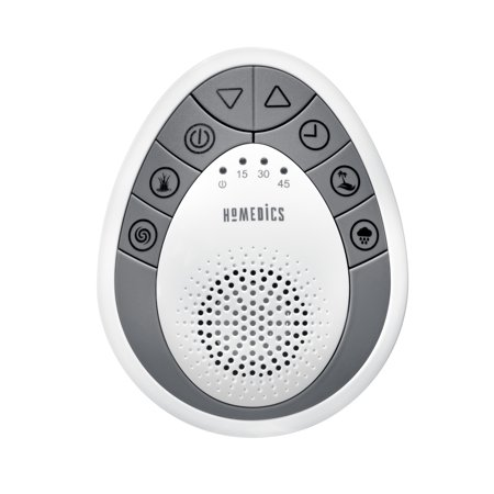 Pink Noise Machines (HoMedics Sleep Solutions Portable Mini SoundSpa, SS-1200)