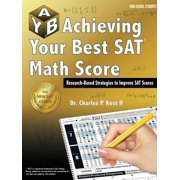Achieving Your Best SAT Math Score