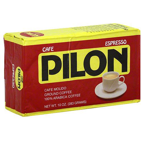 Pilon Ground Coffee, 10 oz (Pack of 12)
