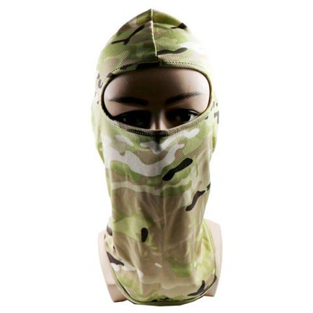 Acme Approved-Balaclava Face Mask, Adjustable Windproof Ski Mask, Headwear Neck Warmer for Skiing,Cycling,Motorcycle,Hiking,Outdoor Sports, Lycra Fabrics UV Protection Tactical Balaclava (Multicam) - Lycra Cycling Knee Warmer