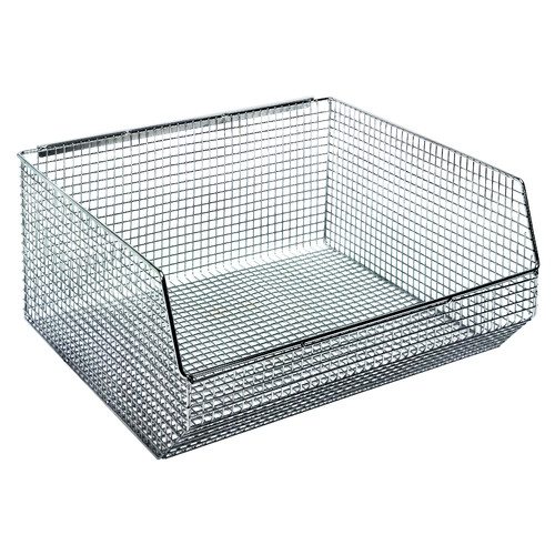 Quantum Storage Mesh Stack and Hang Bins (Set of 5)