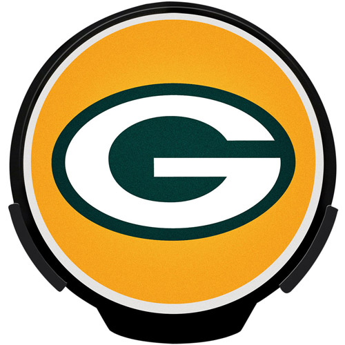 NFL Power Decal, Green Bay Packers