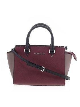 Pre-Owned MICHAEL Michael Kors Women's One Size Fits All Satchel