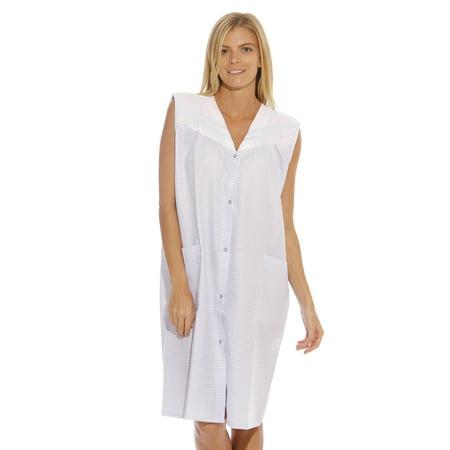 Dreamcrest Sleeveless Duster / Housecoat / Women Sleepwear