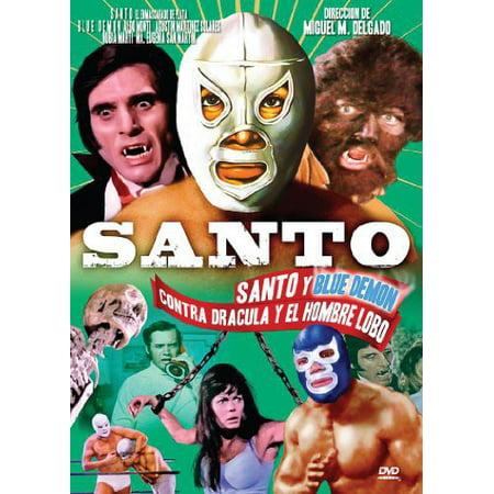 Presidente Santos Halloween (Santo y Blue Demon Contra Dracula y El)