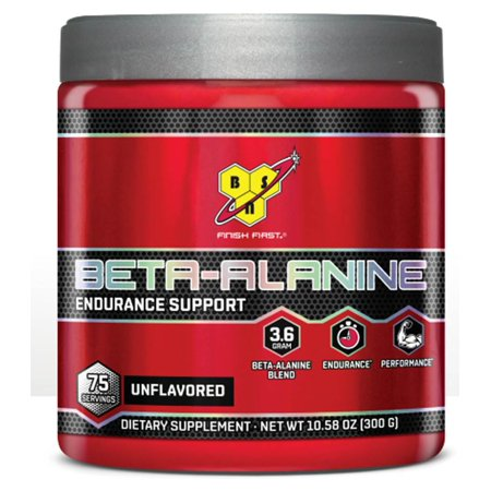 BSN 300G Beta-Alanine Unflavored Endurance and Performance Workout Amplifier
