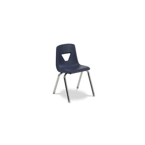 Virco 2000 Series 14.5'' Plastic Classroom Chair (Set of 4)