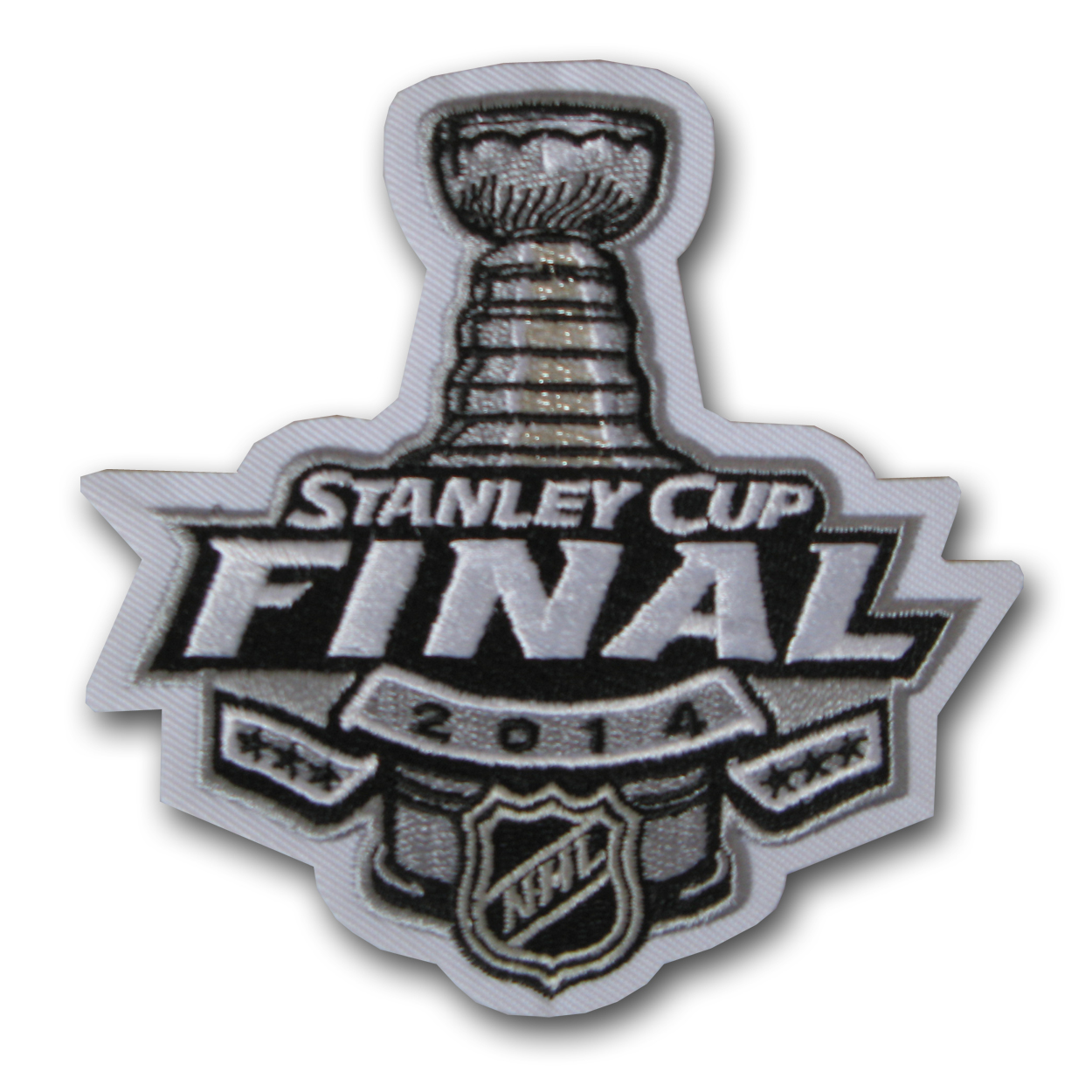 2014 NHL Stanley Cup Patch