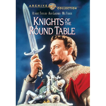 Knights Of The Round Table (DVD)](Mel Taylor Pimp)