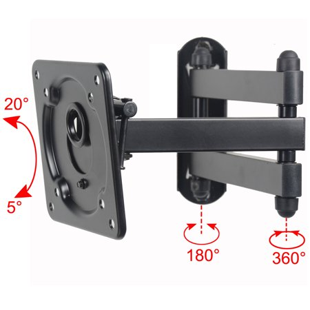 Videosecu Full Motion Tv Wall Mount For 19 22 23 24 26 27