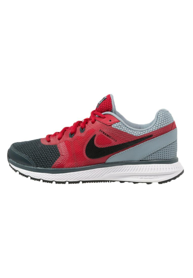 Nike Men's Zoom Winflo, Classic Charcoal/Black/Gym Red/Grey, 7 D US